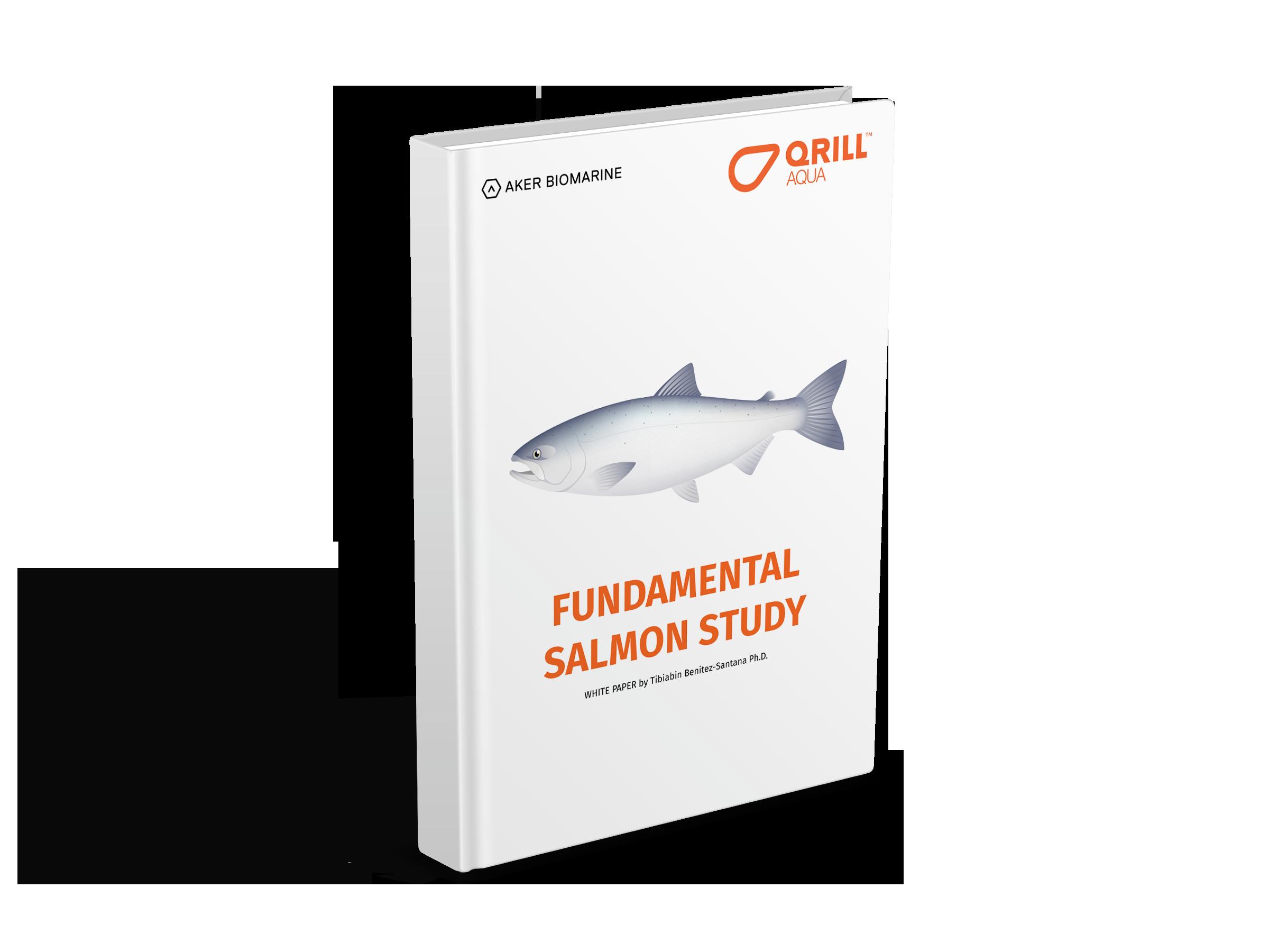 QRILL Aqua_EN_Fundamental salmon study_Booklet 2