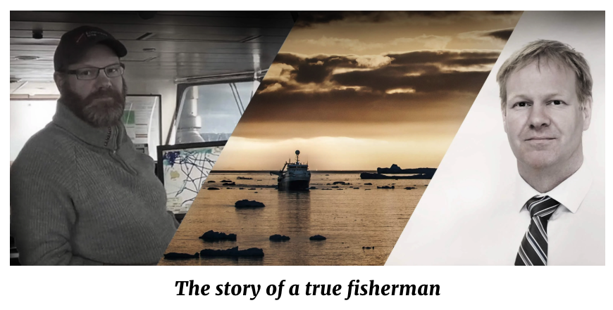 QRILL Aqua - The story og a true fisherman
