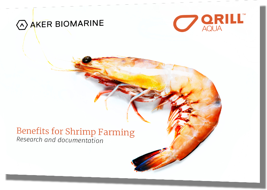 Shrimp Sciense QRILL Aqua booklet