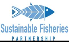 Sustainable Fisheries partnership SFP