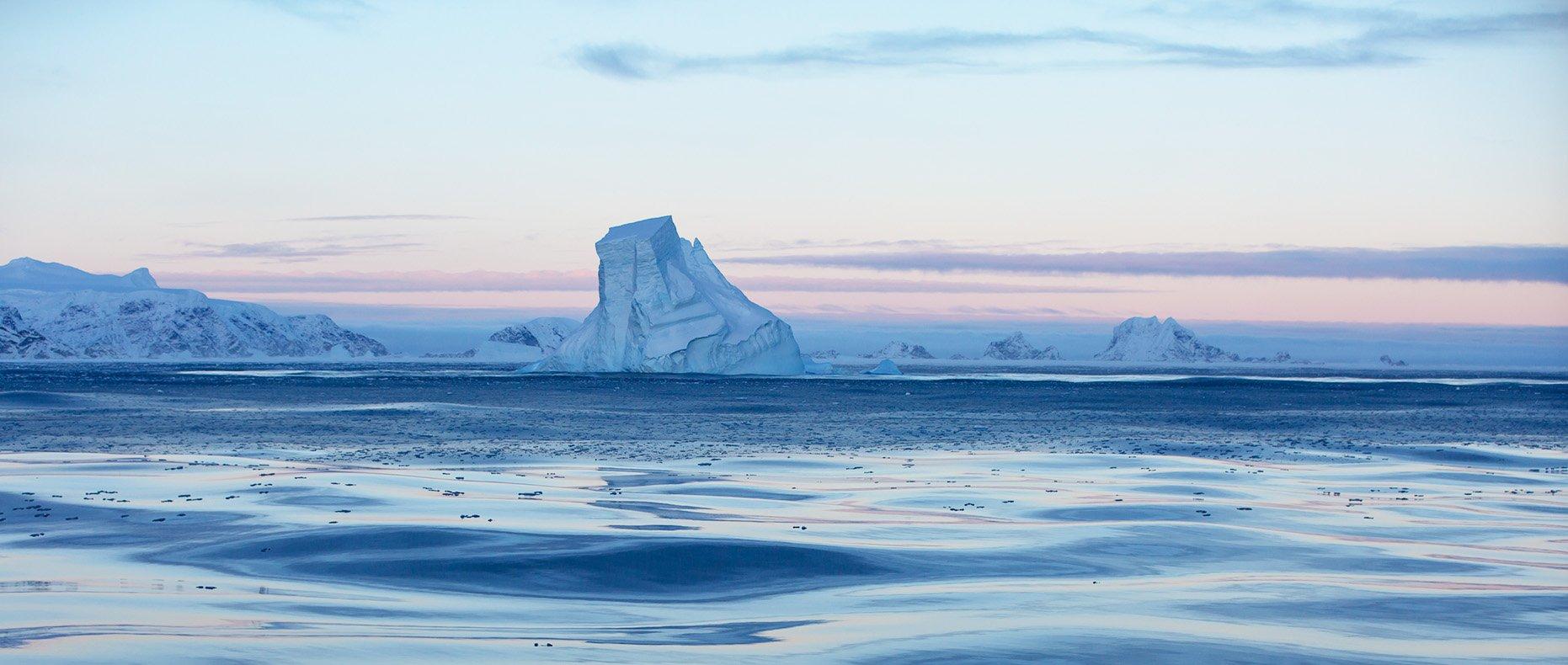 Antarctica - sustainable fishery
