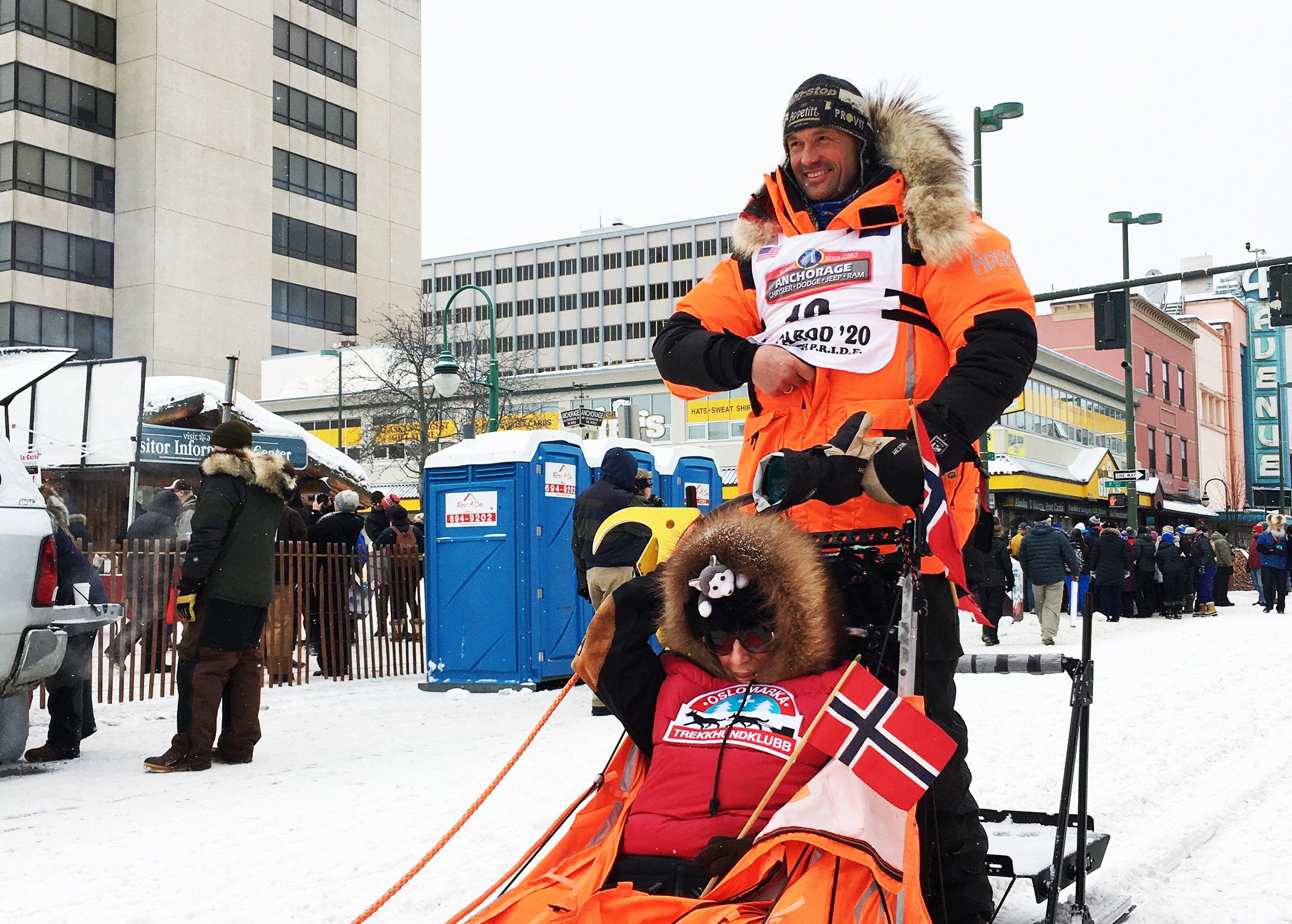 QRILL Thomas Wærner Iditarod